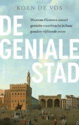 omslag Koen De Vos, De geniale stad