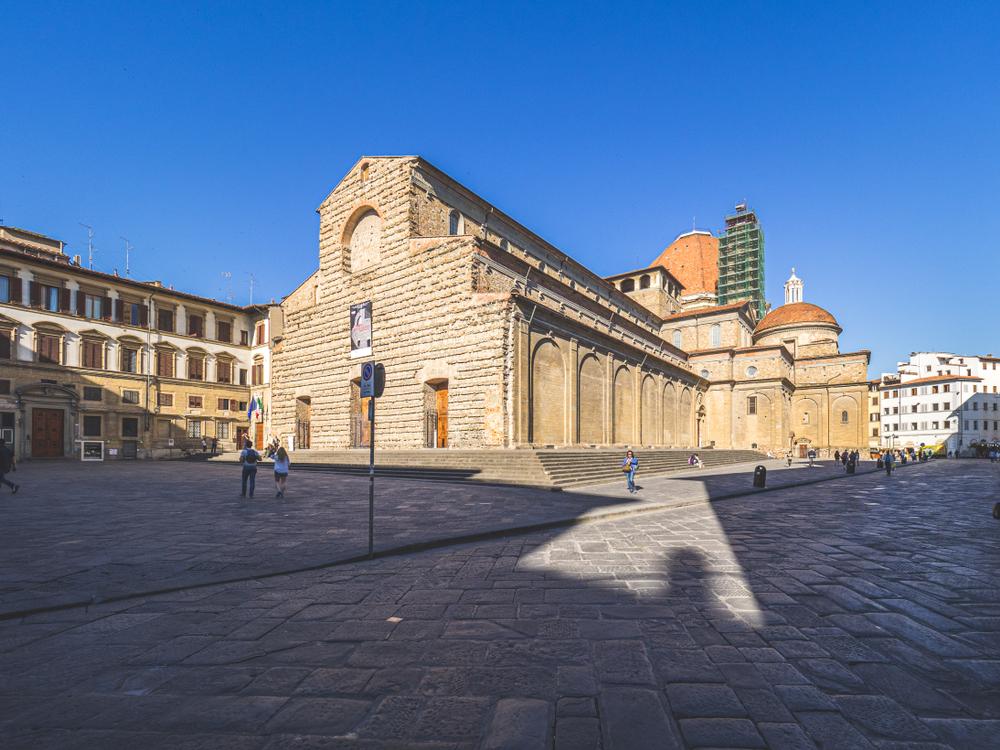 San Lorenzo-kerk, Florence